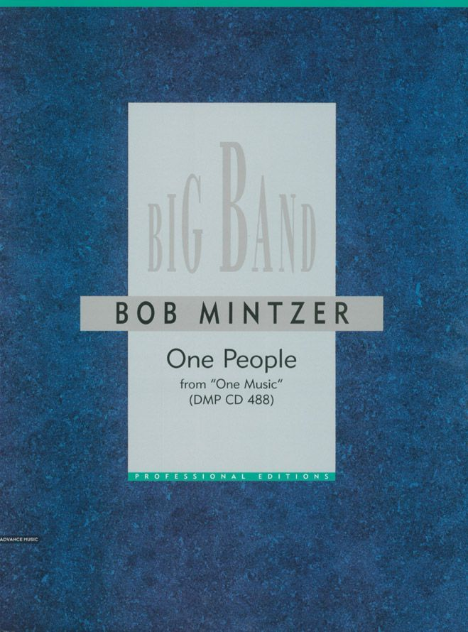 Mintzer B. - One People - Big Band
