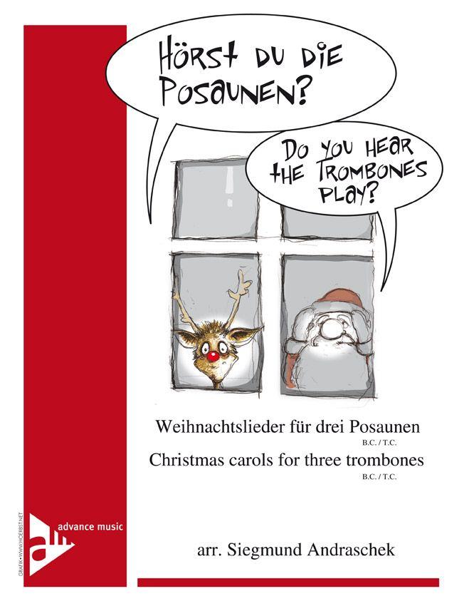 Andraschek S. - Horst Du Die Posaunen? - 3 Trombones