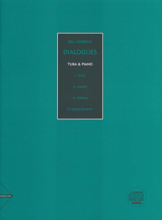 Dobbins B. - Dialogues - Tuba And Piano