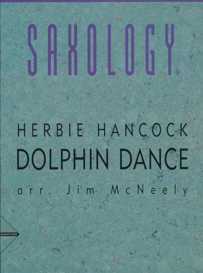 Hancock H. - Dolphin Dance - 5 Saxophones (sattb)