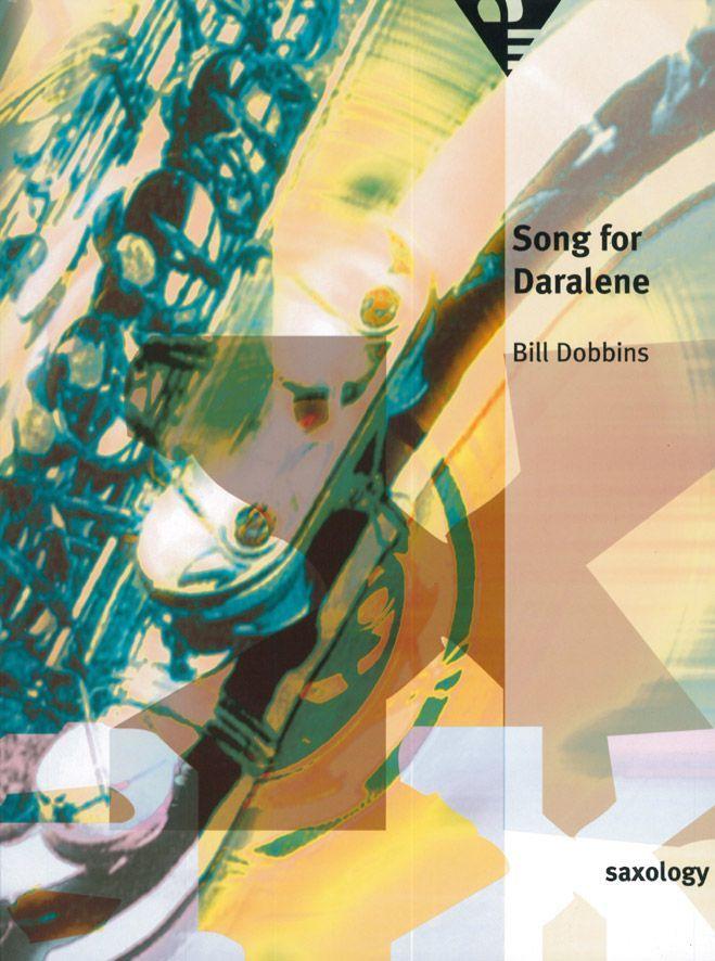 Dobbins B. - Song For Daralene - 5 Saxophones (aattb)