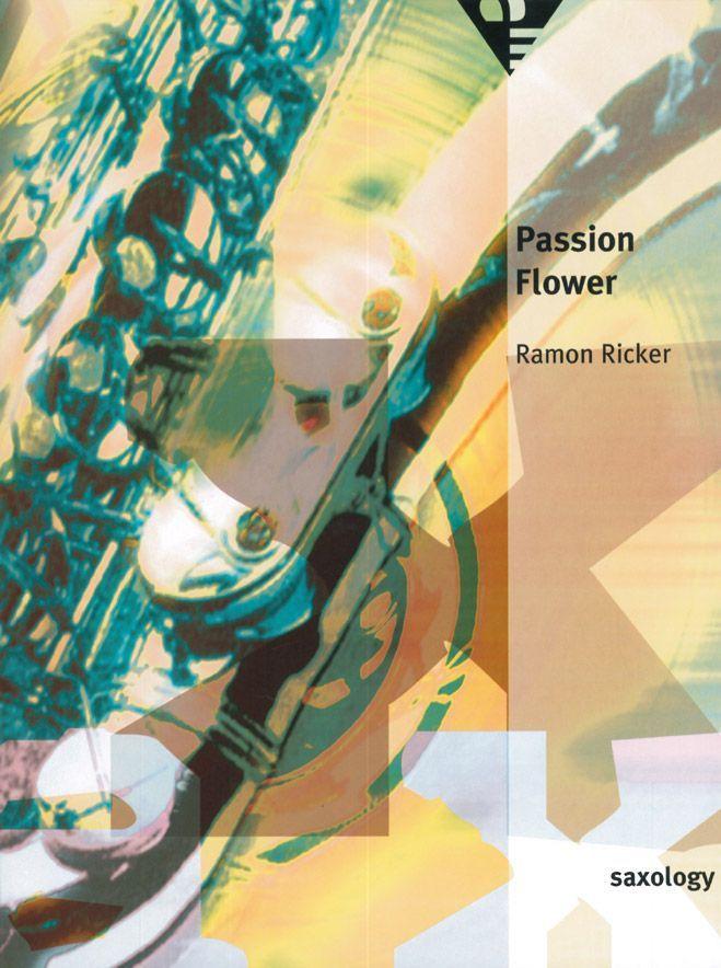 Ricker R. - Passion Flower - 5 Saxophones (aattb)