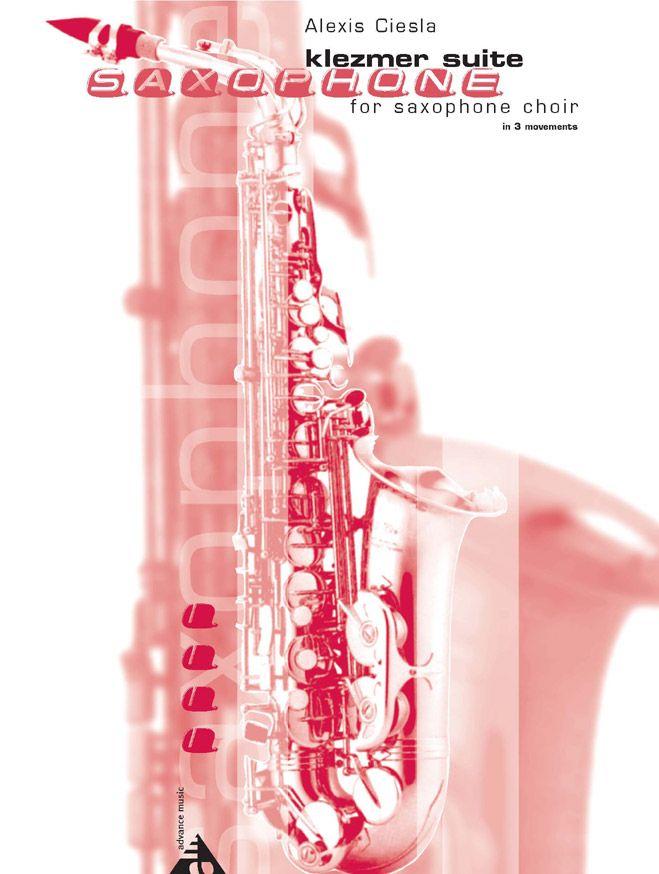 Ciesla A. - Klezmer Suite - 4 Saxophones