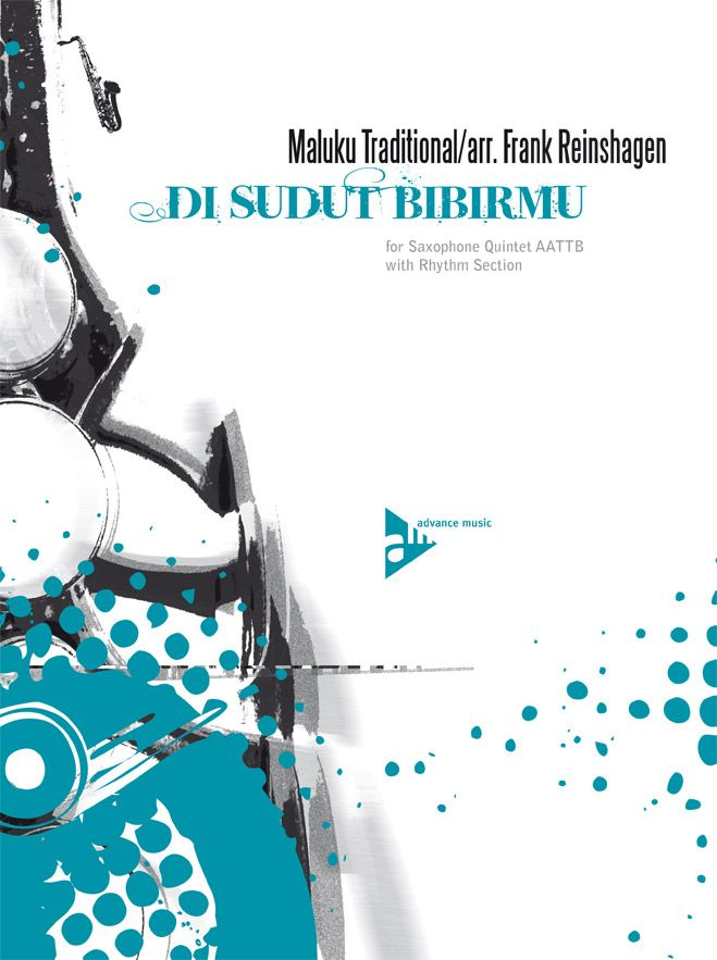 Di Sudut Bibirmu - 5 Saxophones (aattbar) With Rhythm Section