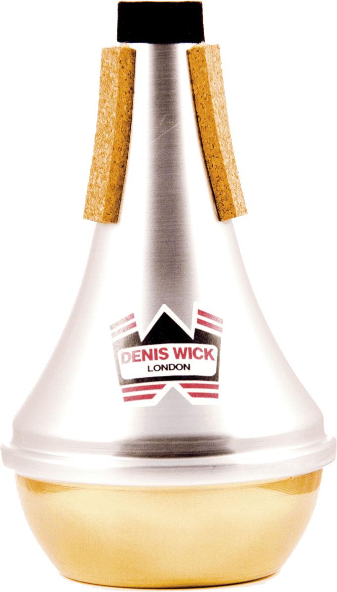 Denis Wick 5504b - Seche Aluminium Fond Laiton