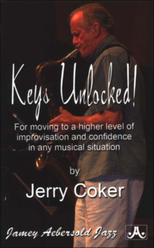 Aebersold jerry coker keys unlocked aebersold pocket guide