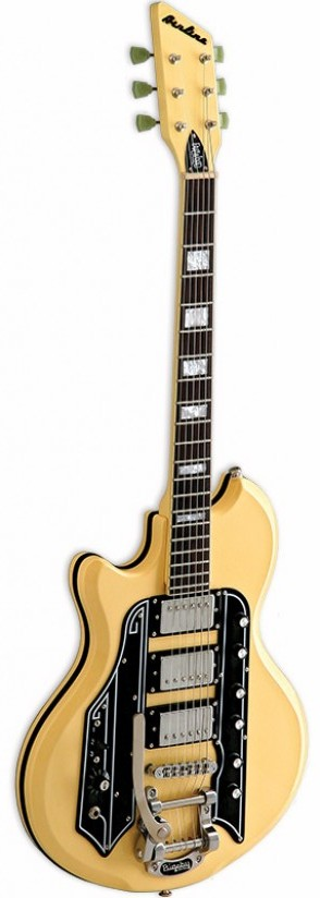 Eastwood Gaucher Airline 59 Town & Country Dlx Vintage Cream