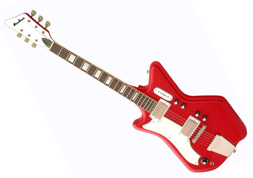 Eastwood Gaucher Airline 2p Red