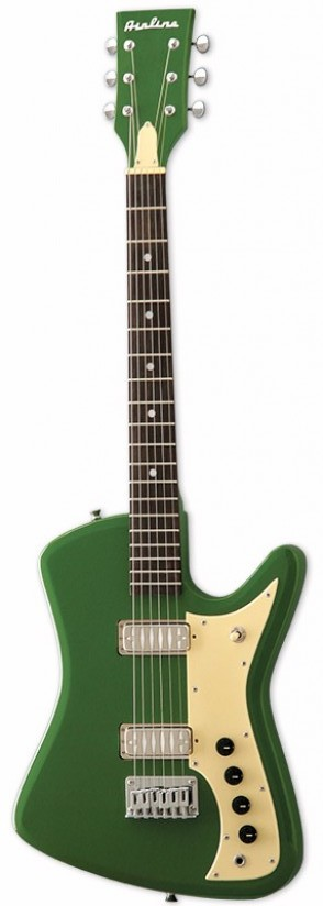Eastwood Airline Bighorn Green