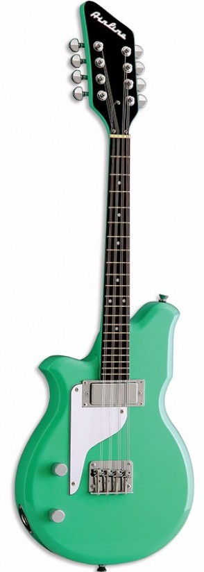 Eastwood Airline Mandola Seafoam Green Gaucher