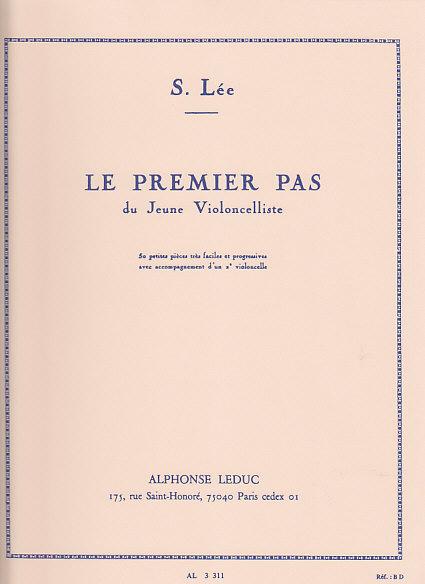 Lee Sebastian - Le Premier Pas Du  Jeune Violoncelliste