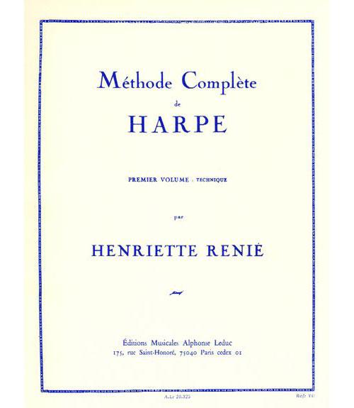 Renie H. - Methode De Harpe