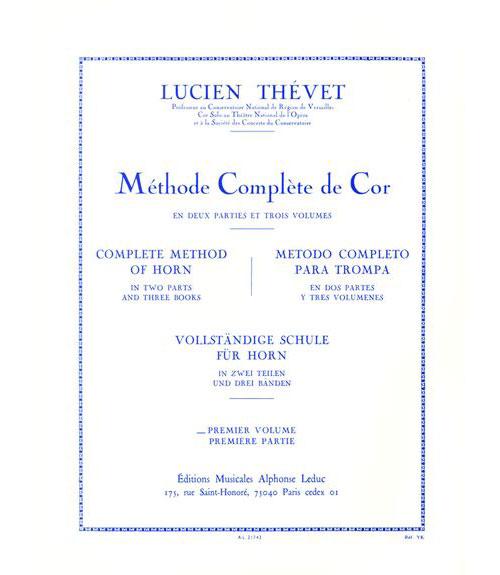 Thevet L. - Methode Complete De Cor Vol.1
