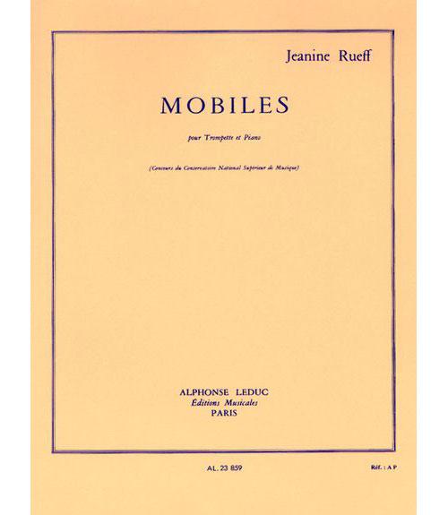Rueff Jeanine - Mobiles - Trompette