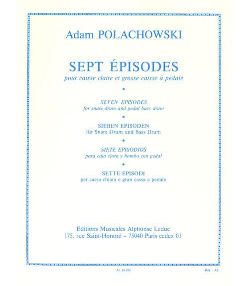 Polachowski A - 7 Episodes - Caisse Claire Et Grosse Caisse