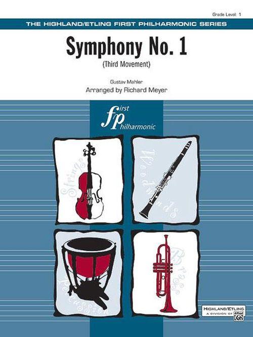 Mahler G. - Symphony No. 1 3rd Movement (arr. Richard Meyer) - Score and Parts