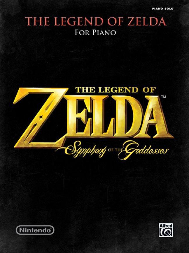 The Legend Of Zelda Symphony Of Goddesses - Piano