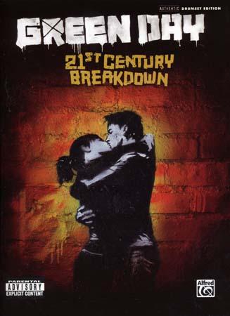 Green Day - 21st Century Breakdown - Batterie