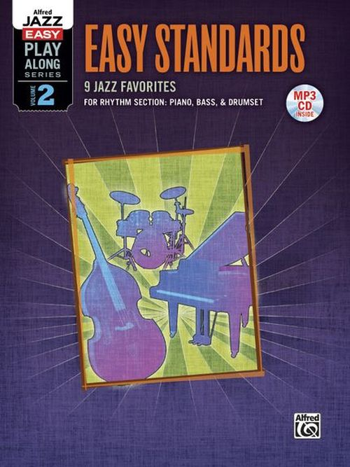 Alfred Jazz Easy Play-along Series, Vol.2 - Easy Standards + Cd