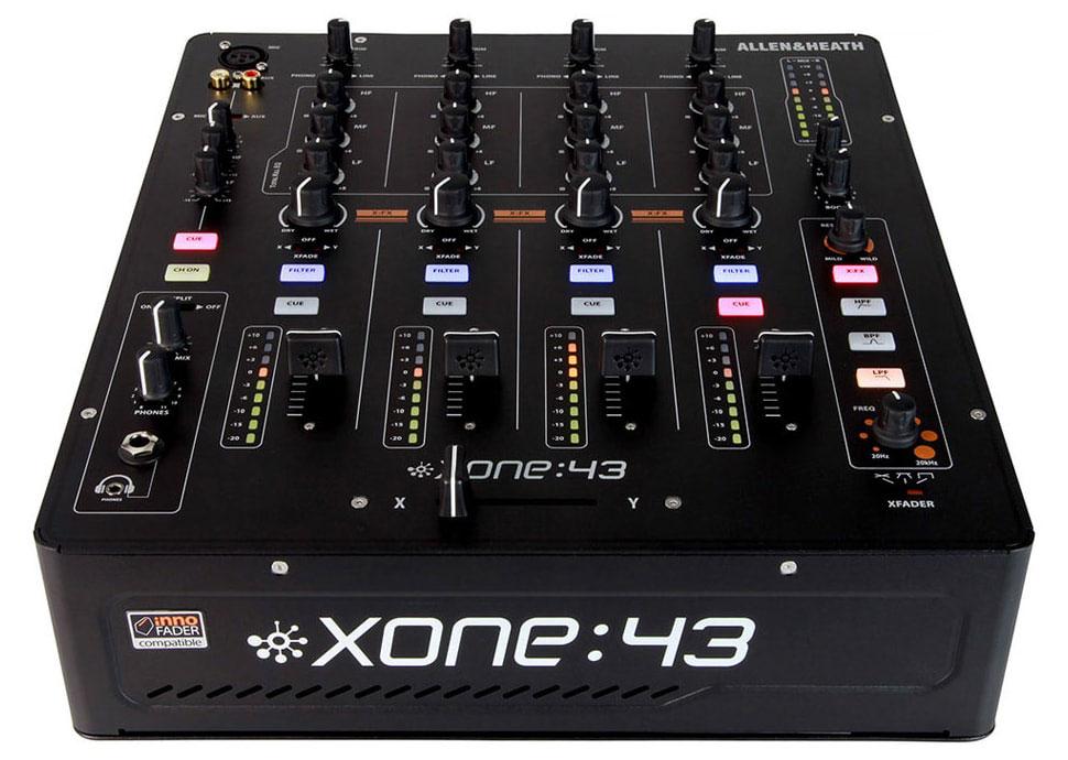 Allen Heath Xone 22 Dj Gear Buy Online Free Scores Com