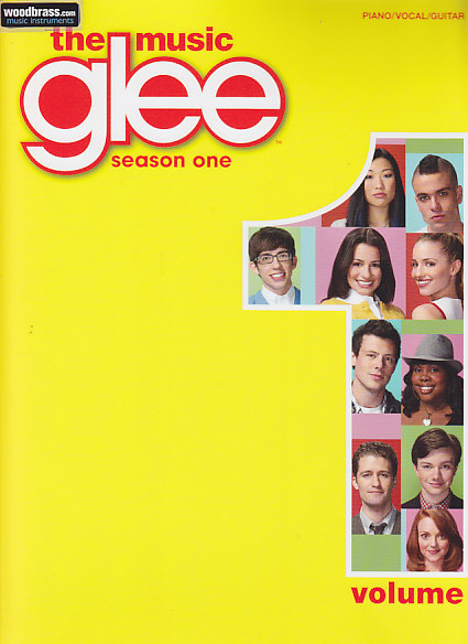 GLEE THE MUSIC SEASON 1 VOL.1 - PVG