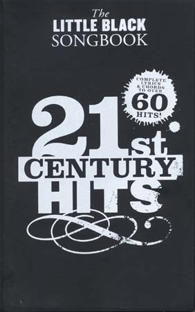 LITTLE BLACK SONGBOOK - 21ST CENTURY HITS