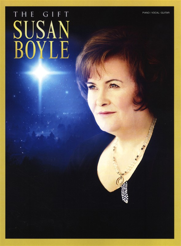 BOYLE SUSAN - THE GIFT - PVG