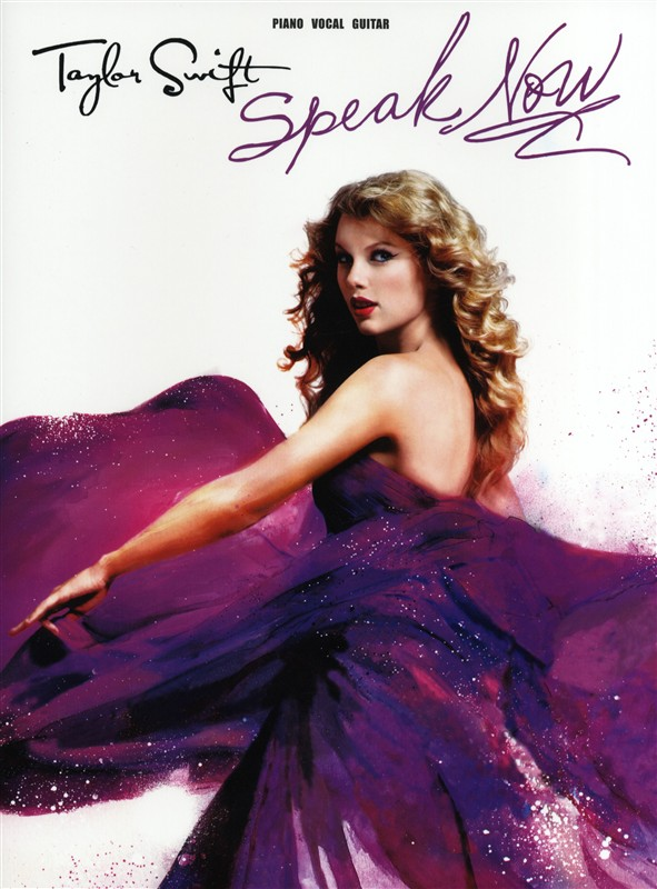 Taylor Swift - Speak Now - Pvg