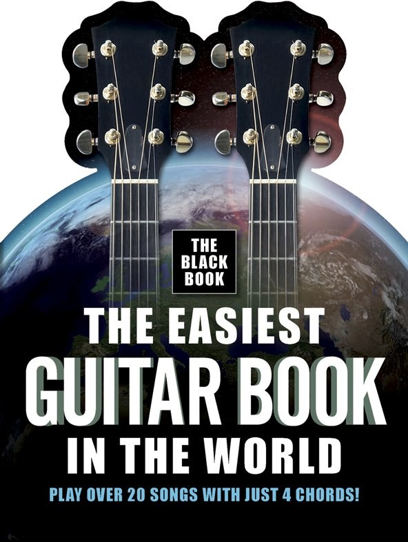 Tom Fleming - The Easiest Guitar Book In The World - The Black - Melody Line, Lyrics And Chords