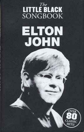 JOHN ELTON - LITTLE BLACK SONGBOOK