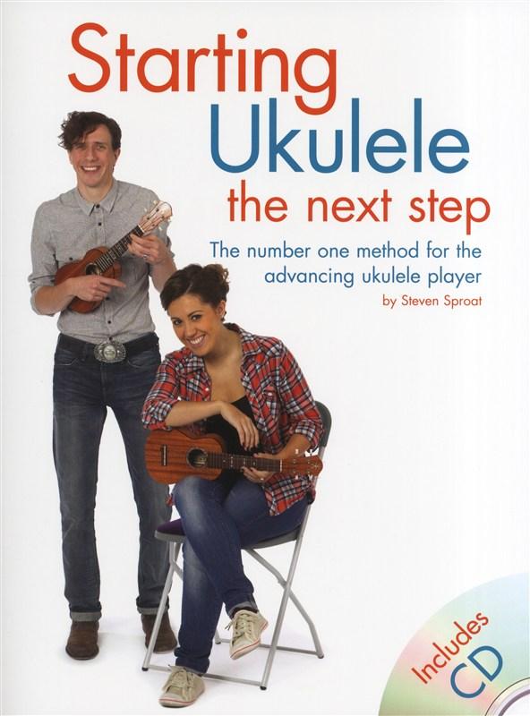 Steven Sproat - Steven Sproat - Starting Ukulele - The Next Step - Ukulele