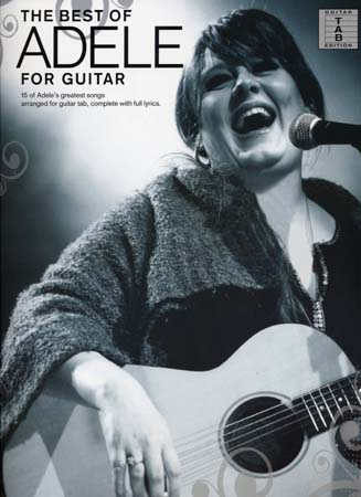 Adele - Best Of For Guitar Tab