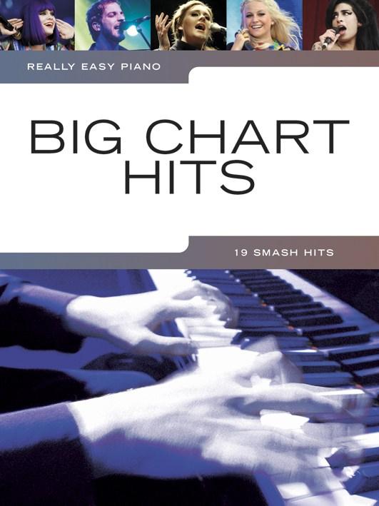 Really Easy Piano - Big Chart Hits - Piano Solo