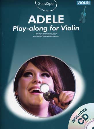 Adele - Guest Spot + Cd - Violon