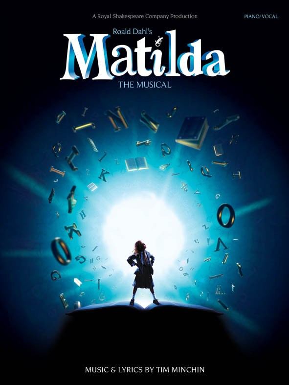 Tim Minchin - Roald Dahls Matilda The Musical - Pvg