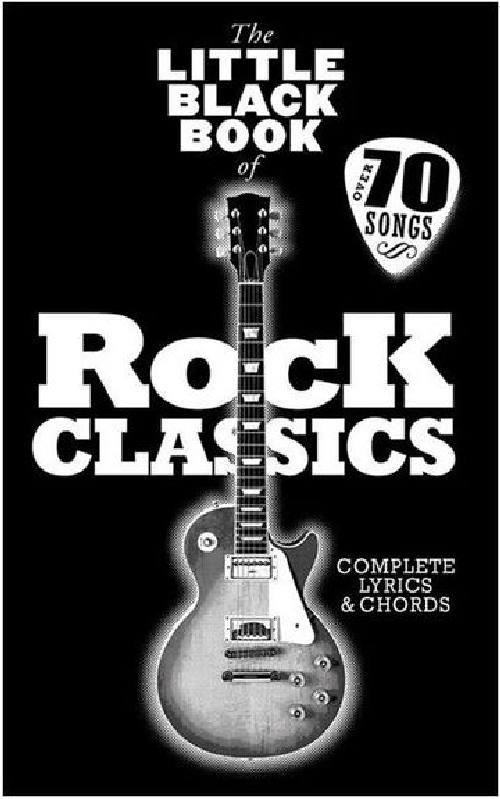 Little Black Book - Rock Classics - Parole Et Accords