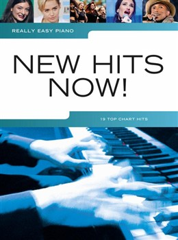 REALLY EASY PIANO - NEW HITS NOW ! - PIANO