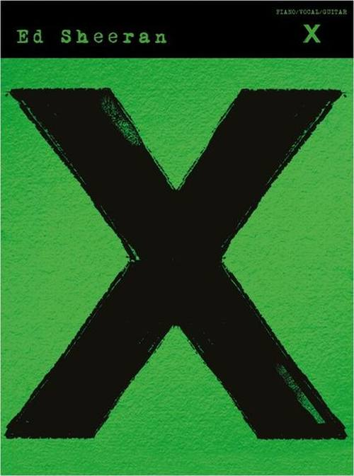 SHEERAN ED - X - GUITAR TAB