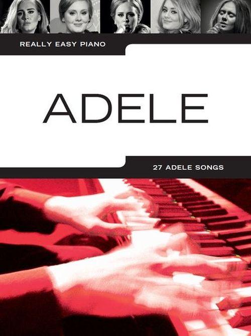 Adele - Really Easy Piano
