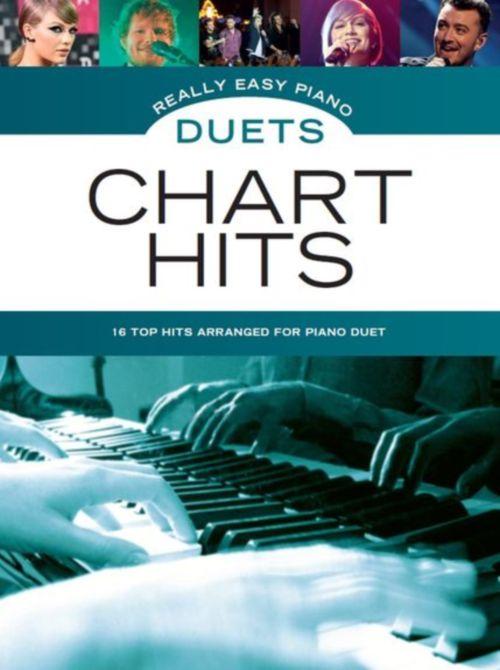 Really Easy Piano Duets: Chart Hits