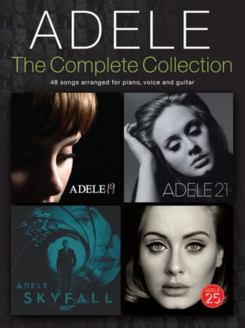 ADELE - THE COMPLETE COLLECTION - PVG