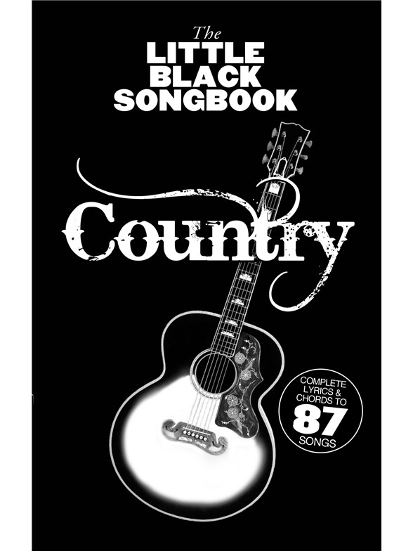 Little Black Songbook - Country - Paroles and Accords