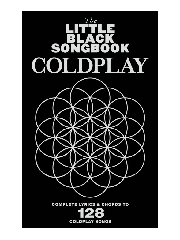 LITTLE BLACK SONGBOOK - COLDPLAY - PAROLES & ACCORDS