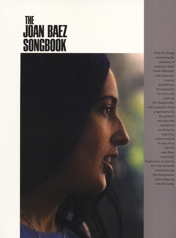 THE JOAN BAEZ SONGBOOK - PVG