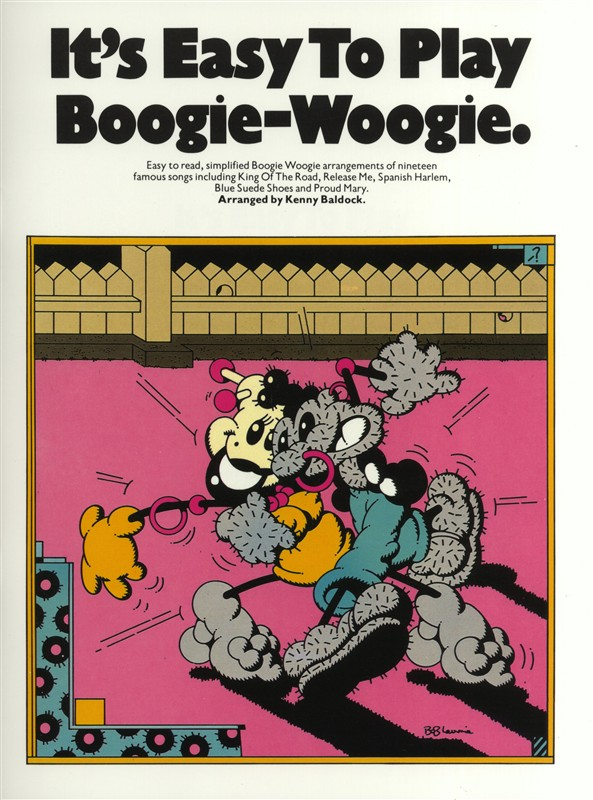 IT'S EASY TO PLAY BOOGIE-WOOGIE - PIANO SOLO