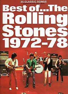BEST OF THE ROLLING STONES 1972 - 78 - V. 2 - PVG