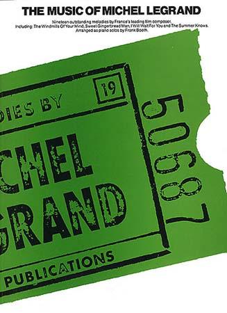 Legrand Michel - The Music Of Michel Legrand