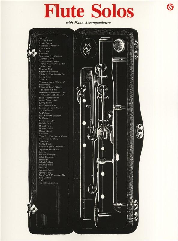 Flute Solos - 38 - Flute