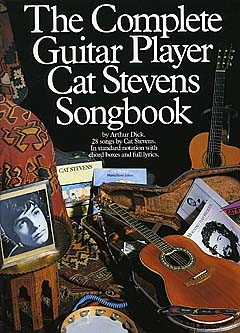 THE COMPLETE GUITAR PLAYER CAT STEVENS SONGBOOK MLC- MELODY LINE, LYRICS AND CHORDS