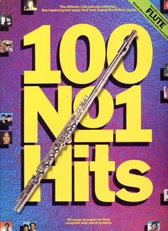 100 N°1 Hits - Flute